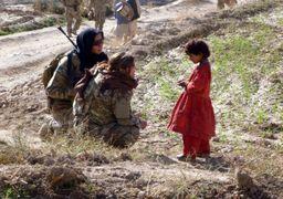 نیروهای ویژه زن ارتش آمریکا به شکار داعش میروند + عکس