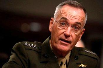 اعتراض رئیس ارتش آمریکا به اقدام ترامپ علیه سپاه