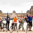 دوچرخهها چهره پاریس را دگرگون کردهاند