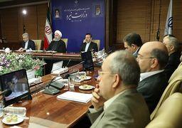 حسن روحانی: حل مشکلات کمآبی با بارور کردن ابرها تفکری «شاهانه است» /احیای دریاچه ارومیه زندگی ۱۴ میلیون نفر را نجات داد