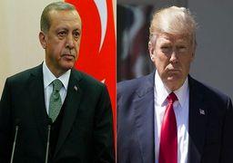 دیدار اردوغان و ترامپ