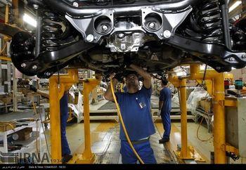 آخرین وضعیت تولید خودروسازان