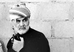 سردار سلیمانی: از مردم فلسطین دفاع می کنیم + عکس