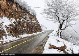 برف و باران در 20 استان طی 48 ساعت آینده