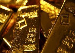 کاهش شدید قیمت طلا و نزول به کف 40 روزه