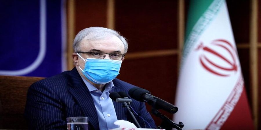 هشدار وزیر  بهداشت درخصوص ویروس جهش یافته در دیدار با مراجع تقلید