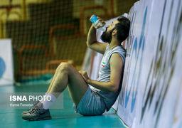 شوک بزرگ به تیم ملی والیبال ایران؛ مصدومیت سعید معروف توسط هواداران تیم ایران!