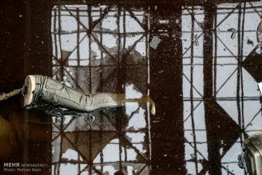 تخلیه ساختمان پلاسکو