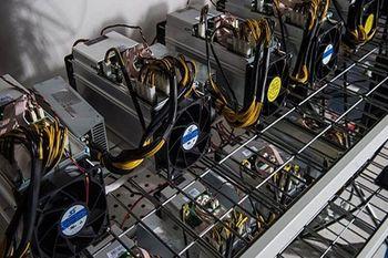 کشف چندصد دستگاه استخراج ارز دیجیتال در زنجان