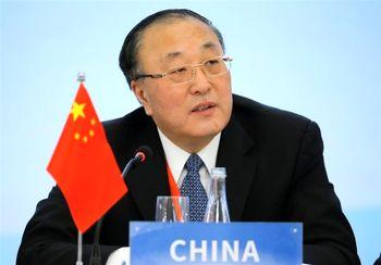 چین برای ایران تمام قد مقابل آمریکا ایستاد