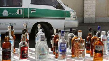 کشف ۱۰ هزار لیتر مشروبات الکلی دستساز