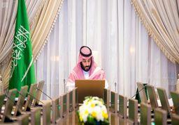 تصویری که خبرگزاری عربستان از بن سلمان منتشر کرد +عکس