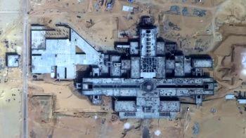 الجزیره فاش کرد؛ وسعت کاخ جدید ژنرال سیسی چند برابر کاخ سفید است؟