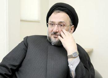 واکنش ابطحی به پیشنهاد عباس عبدی درباره استعفای رییسجمهور/ خاتمی، میخواست و نتوانست!