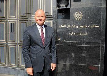 احضار سفیر آلمان به وزارت خارجه