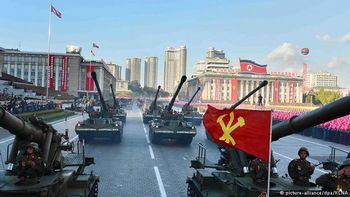 وزیر دفاع انگلیس: خطر جنگ با کره شمالی بسیار زیاد است