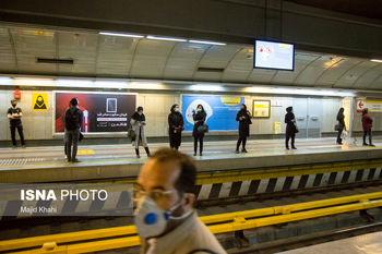 متروی تهران روی خط حادثه/ خط 6 متوقف شد