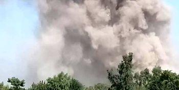 انفجار شدید در افغانستان/ 18 نفر کشته شدند