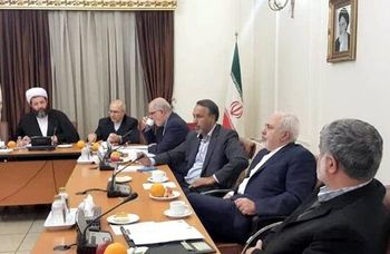 پاسخهای ظریف به سوالات اعضای کمیسیون عمران مجلس