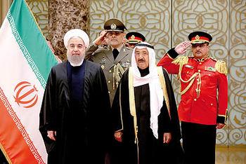 چرا کویت یک شبه رنگ عوض کرد؟