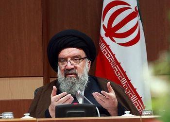 احمد خاتمی: بیانیه احمدجنتی بیانیه خبرگان نیست