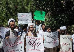 طلاب تهران به معترضان پیوستند