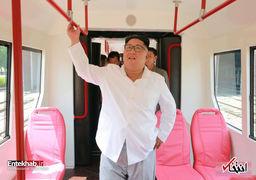 هدیه عجیب پوتین به رهبر کره شمالی+عکس