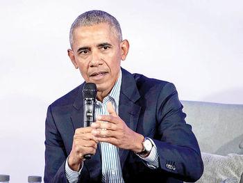 اوباما خطاب به دموکراتها؛ گردش به چپ کنید؛ بازنده انتخابات ۲۰۲۰ میشوید