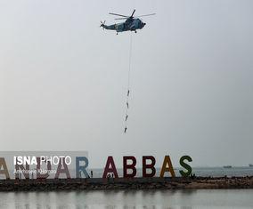 تصاویری از رژه مشترک ارتش و سپاه در خلیج فارس