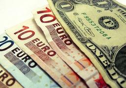 قیمت دلار و یورو امروز ۹۸/۱/۲۲ | عقبنشینی نرخ صرافی ملی