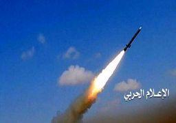 اصابت بالستیک و نقطهزن به پایگاه ارتش عربستانسعودی