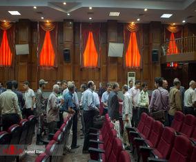 دومین جلسه رسیدگی به پرونده موسسه ثامن الحجج