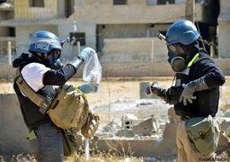 خبرهایی از حمله شیمیایی جدید در سوریه
