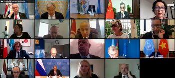 هشدار دبیرکل سازمان ملل به افزایش تنش در منطقه خلیج فارس