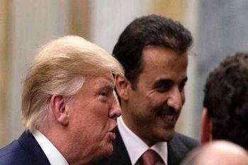 ترامپ به امیر قطر درباره ایران چه گفت؟