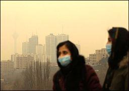 منشا آلودگی هوا در کدام مناطق تهران قرار دارد؟