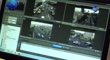 تصویری از ترافیک  خیابان های  تهران  در نخستین روز بازگشایی مدارس