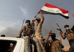 حمله موشکی حشد شعبی به مواضع داعش در سوریه