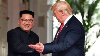 ترامپ: روابط شخصیام با اون عالی است