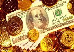 گزارش اقتصادنیوز از بازار طلاوارز پایتخت؛ مقاومت دلار در مرز حمایتی، بازگشت سکه به مدار صعودی