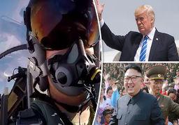 حالا نوبت «کیم» است که بترسد / بمب افکن های آمریکا در گوام در حالت آماده باش