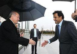 دستهای پشت پرده تحولات منطقه / چرا اردوغان دستور اعزام نیرو به قطر را داد؟