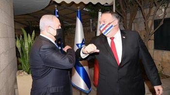 مقام سابق اسرائیلی: پمپئو برای تفریح به اسرائیل نیامد!