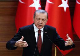 اردوغان آغاز عملیات نظامی در شمال سوریه را اعلام کرد