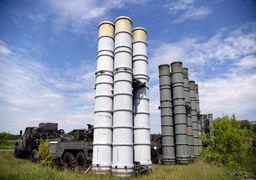 موشک پدافندی ایران که از اس ۳۰۰ روسیه قویتر است