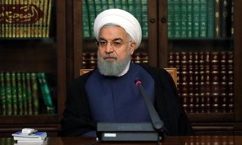 روحانی: این دولت هرگز برای اداره کشور در پی استقراض از بانک مرکزی نشد