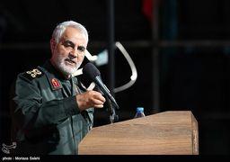 قاسم سلیمانی: سپاه هیمنه مجهزترین ارتش دنیا را شکست