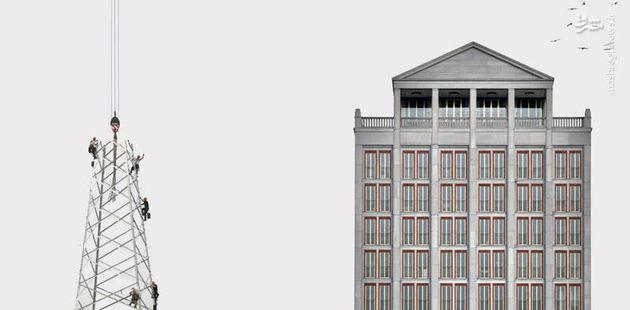 عکاسی ساختمانی