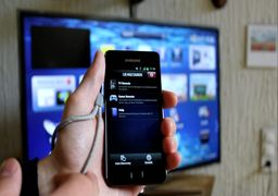 کنترل موبایل با لمس پوست بدن! +عکس