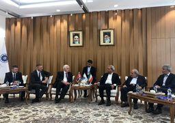 مذاکره تجاری ایران و انگلیس در تهران